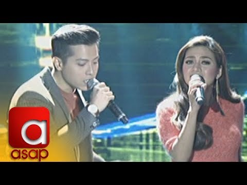 ASAP: Jason Dy and Kyla sing