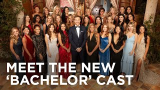 """""""bachelor"""" fans, start your engines: season 24 is just weeks away, and we now know who will be competing to win airline pilot peter weber's heart.abc announc..."""