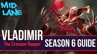 League of Legends Vladimir Guide | Season 6 | Patch 6.12