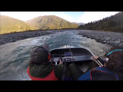 Jet Boating West Coast New Zealand