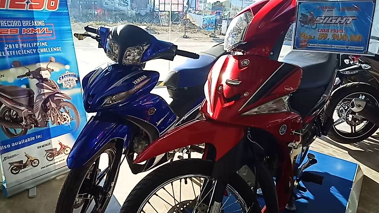 yamaha motorcycle price in Philippines (zamboanga city)
