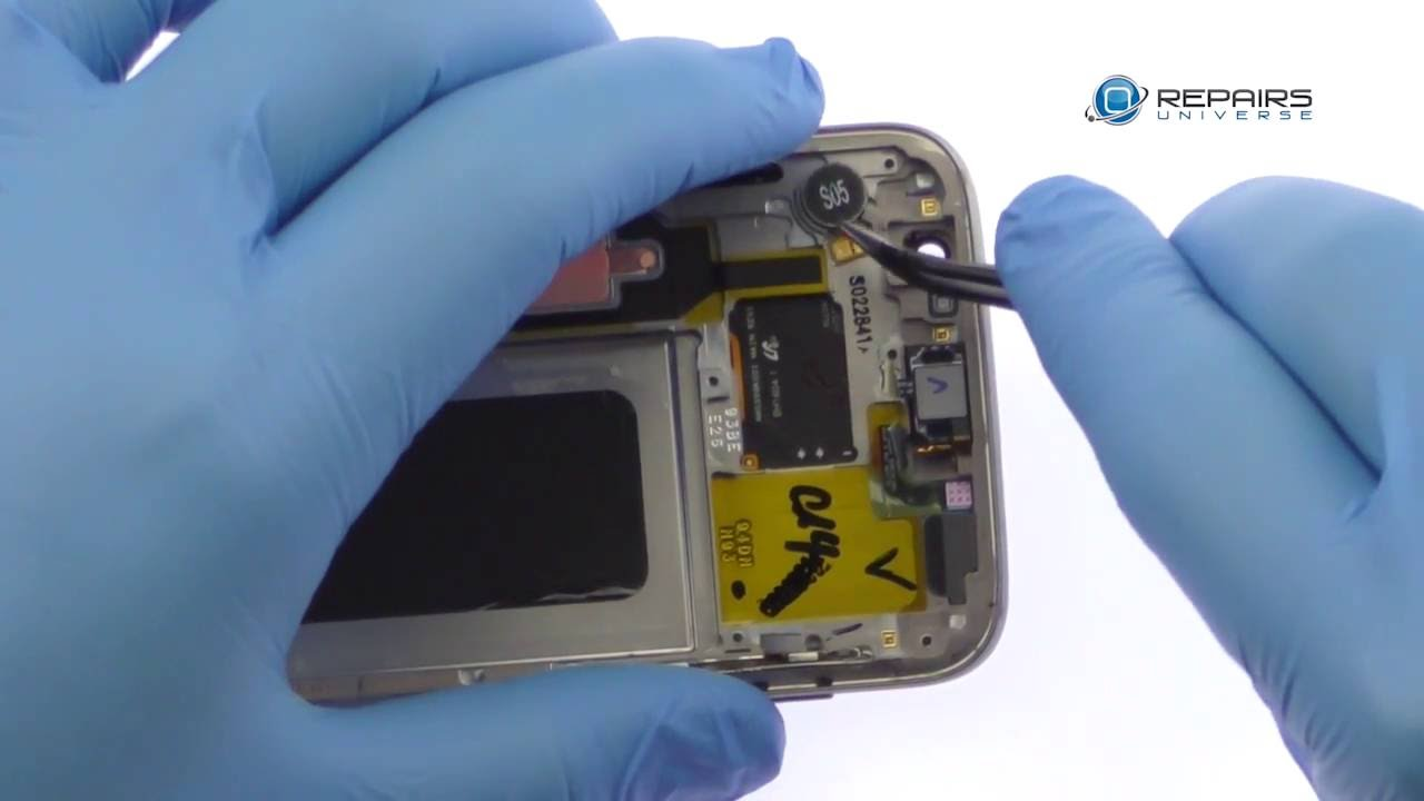 Samsung Galaxy S7 Take Apart Repair Guide - RepairsUniverse