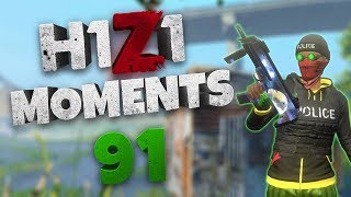 H1Z1 - BEST MOMENTS AND STREAM HIGHLIGHTS #91