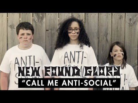 "New Found Glory Releases ""Call Me Anti-Social"" Video"