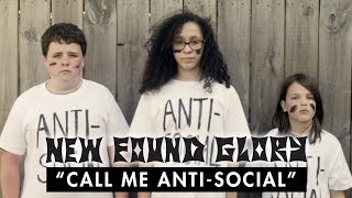 Смотреть клип New Found Glory - Call Me Anti-Social