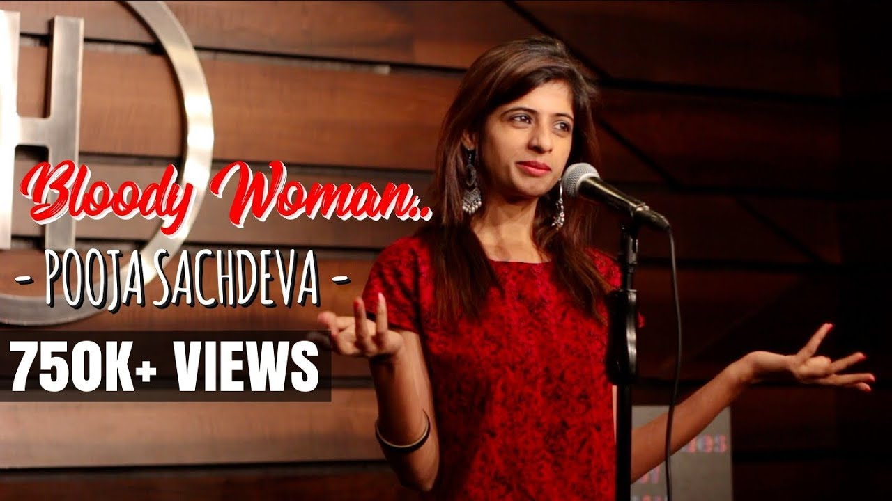Bloody Woman | Pooja Sachdeva | Fifty Shades Of Uth | Storytelling