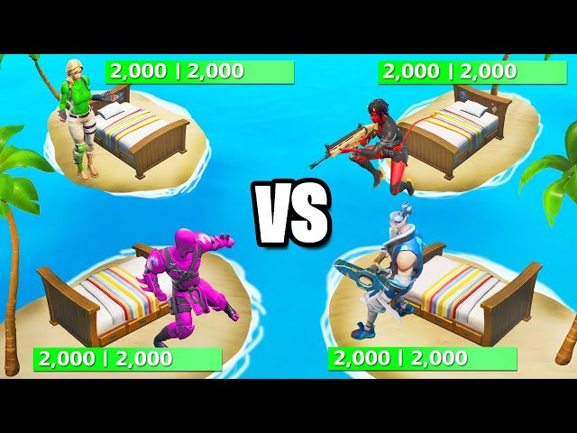 BED WARS in Fortnite! *NEW* Gamemode in Fortnite Creative Standard quality (480p)