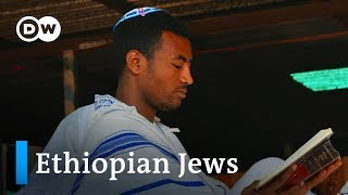 Why is Israel baŗring Ethiopian Jews from immigrating? | DW News