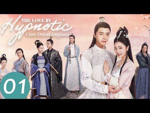 The Love By Hypnotic (Cinta Dalam Imajinasi)  Ep.01 | 明月照我心 | WeTV 【INDO SUB】