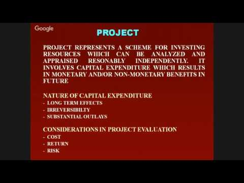 Preparation Of Project Report For Entrepreneurship By Dr  J S Saini
