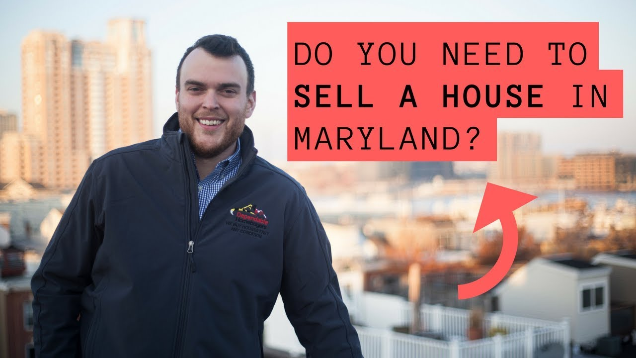Sell Your House Fast in Maryland | Call (410) 779-4622
