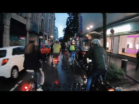 Critical Mass Wuppertal - August 2019