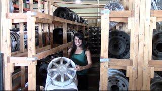 Factory Original Buick Rendezvous Rims & OEM Buick Rendezvous Wheels – OriginalWheel.com