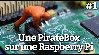 Une Piratebox à partir d