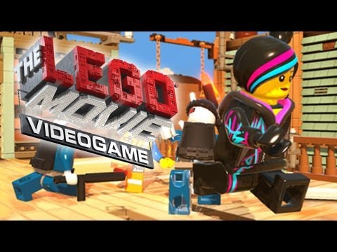 The Lego Movie Videogame - Doing cool stuff with new toys - TT Games interview