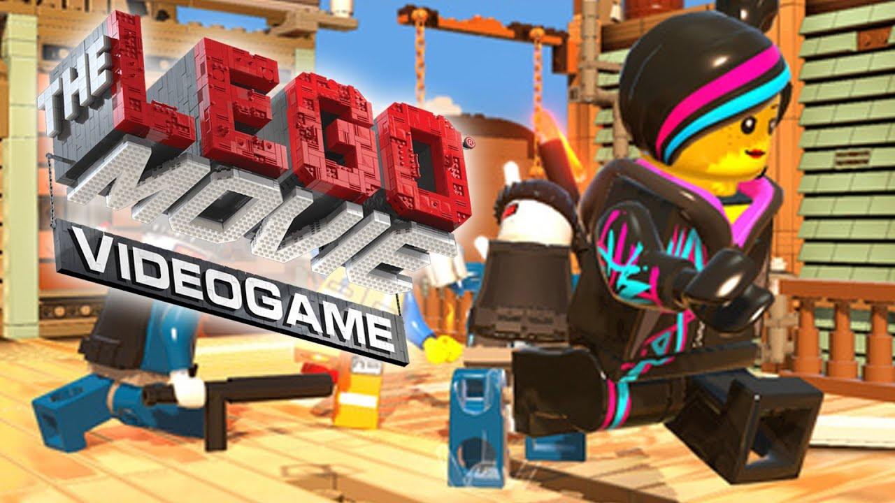 the lego movie videogame doing cool stuff with new toys. Black Bedroom Furniture Sets. Home Design Ideas