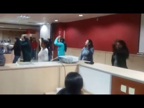 Flash Mob by the employees of McGraw Hill Education India