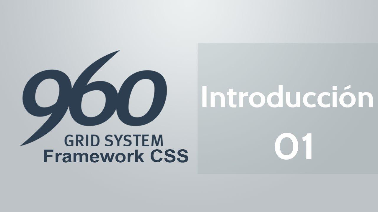 960gs introduccin al framework 960 grid systems 01 youtube 960gs introduccin al framework 960 grid systems 01 malvernweather Images