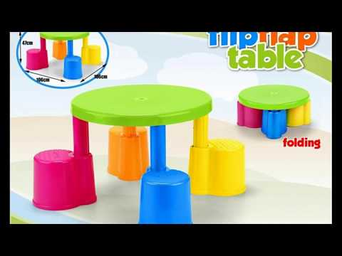 Muebles infantiles, sillas y mesas para niños from YouTube · Duration:  3 minutes 23 seconds