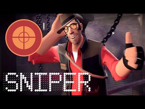 Обзор на Снайпера   Team Fortress 2