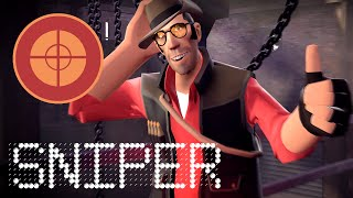 Обзор на Снайпера | Team Fortress 2
