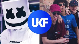 Marshmello ft. Blackbear & Yung Blud - Tongue Tied (Gentlemens Club Remix)