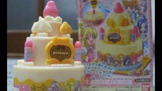 ドキドキプリキュアのママゴトシリーズ「ケーキづくりはおまかせ♪」 の...