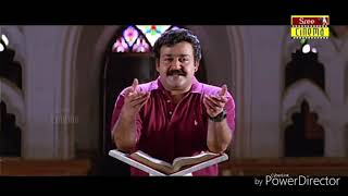 Mohanlal Most ever best scene ever .....