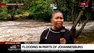 UPDATE: Johannesburg floods