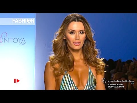 """LILIANA MONTOYA""  Miami Fashion Week Swimwear Spring Summer 2015 HD by Fashion Channel"