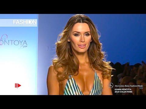 """""""LILIANA MONTOYA""""  Miami Fashion Week Swimwear Spring Summer 2015 HD by Fashion Channel"""