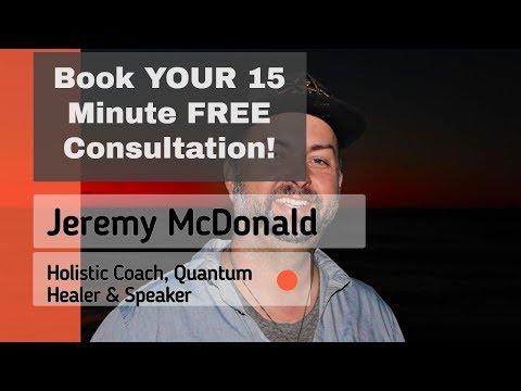 Jeremy McDonald - Holistic Coaching and Spiritual Healing