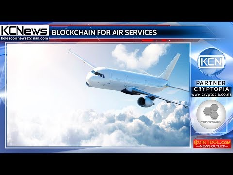 Blockchain integration of the largest airline company of New Zealand