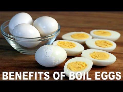 उबले हुए अंडे  खाने के गजब फायदे | uble huye ande khane ke fayde | Benefits Of Boil Eggs