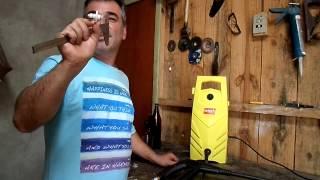 Lavadora De Alta Pressão Com Defeito Intech Machine