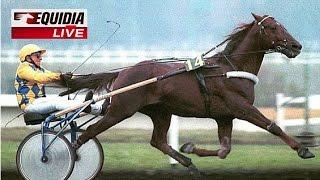 1990: 4ème victoire d'Ourasi dans le Prix d'Amérique