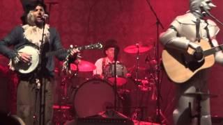 The Avett Brothers - Go to Sleep into I Killed Sally's Lover-Asheville,NC-October 31, 2014-Night 1