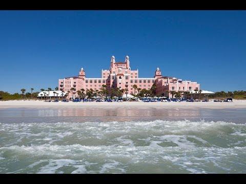 Florida Travel: The Legendary Don CeSar Hotel, St. Pete Beach