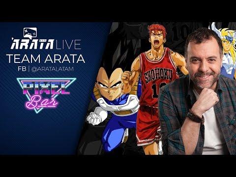 [ESP] Arata Live | Hoy Tenemos Con Nosotros A René García En Pixel Bar