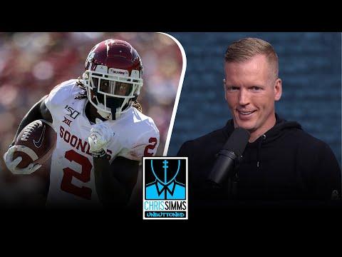 NFL Draft 2020: Chris Simms' Top 5 Wide Receiver Rankings | Chris Simms Unbuttoned | NBC Sports