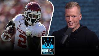 NFL Draft 2020: Chris Simms' Top 5 Wide Receiver Rankings   Chris Simms Unbuttoned   NBC Sports