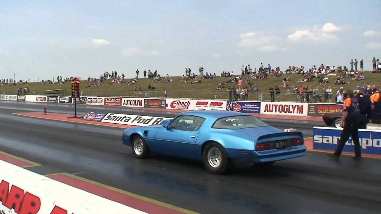 1978 Pontiac Firebird Vs Chevrolet Camaro **S4S Global Drag Racing ...