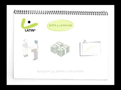 Data Cleansing - Latin