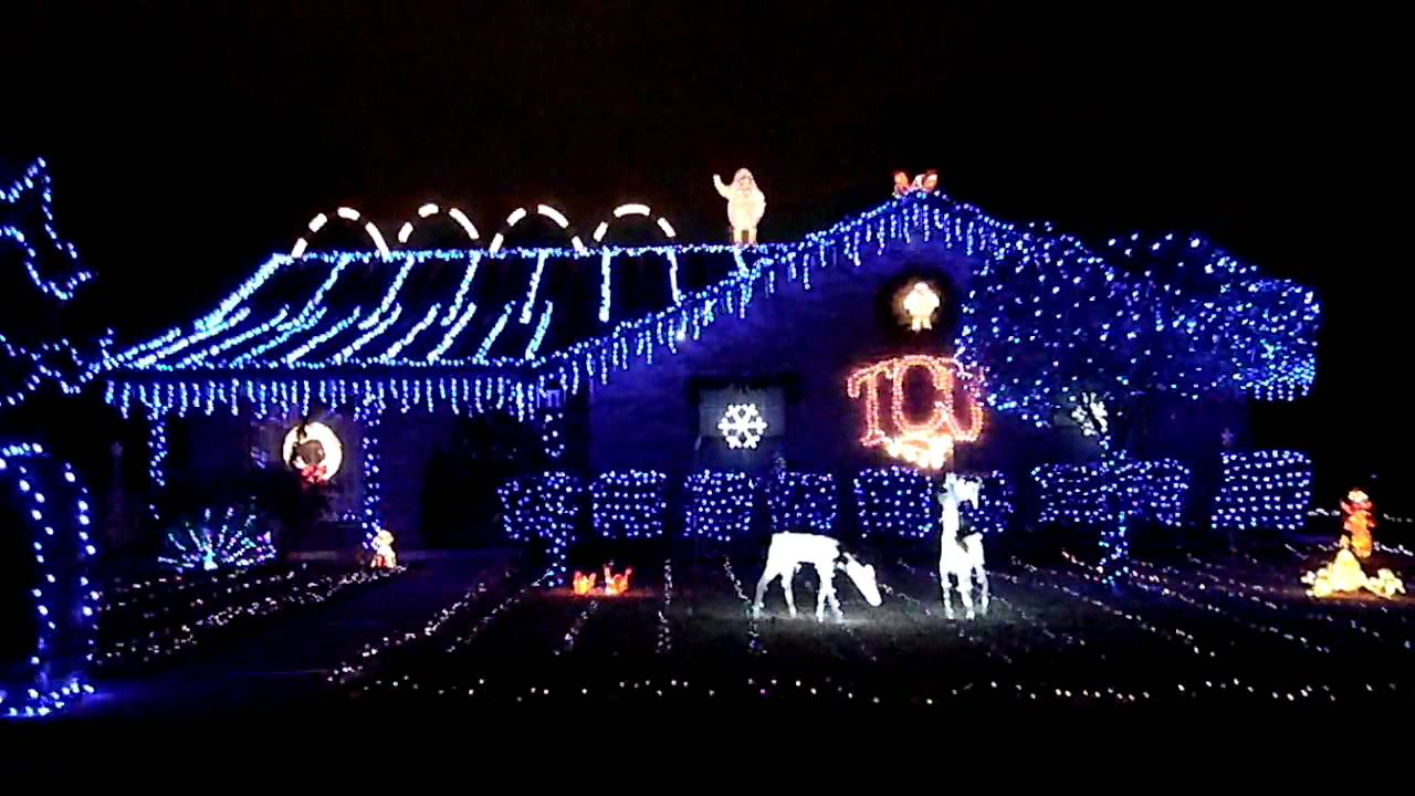 Christmas lights arlington tx - YouTube