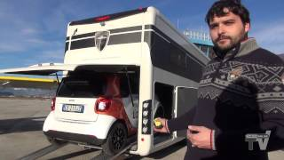 Morelo Palace Liner 95 GS - CamperOnTest