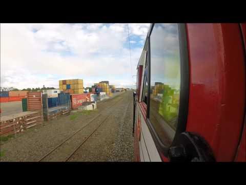 DA1431 through Auckland NZ - HD