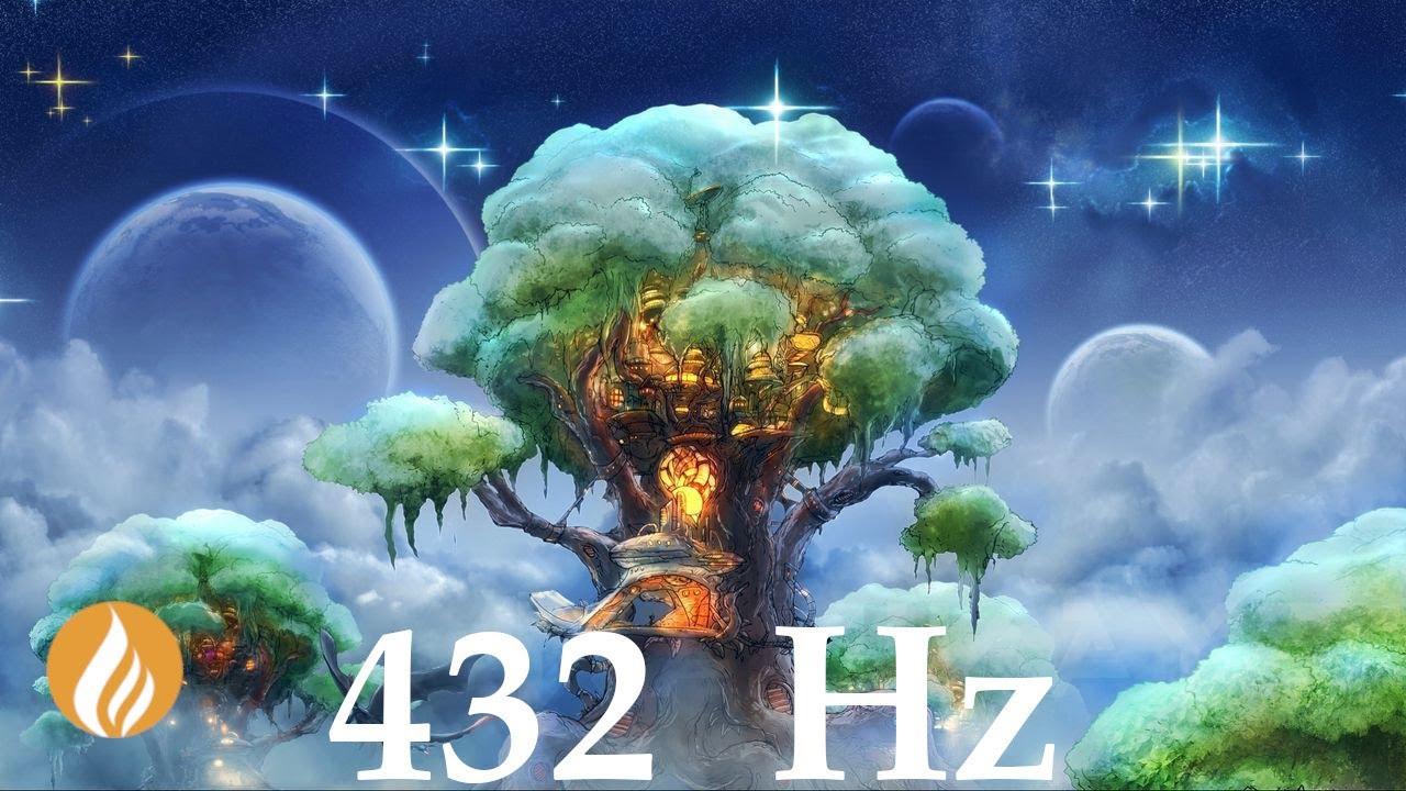 Download 🔅 432 Hz Calm your Mind 🔅 Meditation Music 🔅 Healing Frequency 8 Hz Schumann Resonance