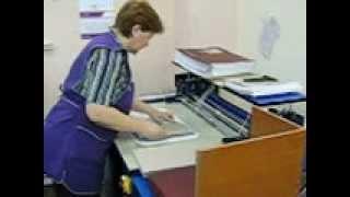 Case maker machine, крышкоделательный полуавтомат KM-01(Полуавтомат KM-01 предназначен для создания твердой обложки для книг в твердом переплете. Обьединяет 3 операц..., 2013-02-18T07:21:06.000Z)