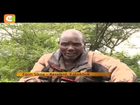 Man turns to monkey meat as his staple food in Kerio Valley
