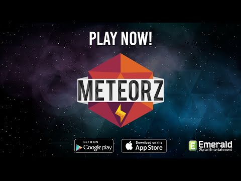 METEORZ - Trailer and Game Play 2015